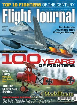 Flight Journal (April 2017)