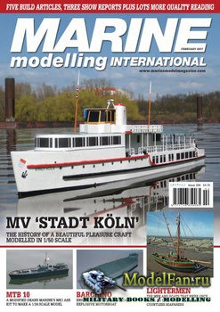 Marine Modelling International №2 2017
