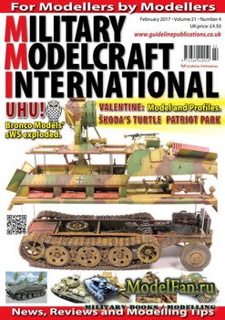 Military Modelcraft International (February 2017) Vol.21 №4