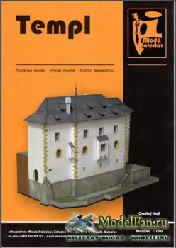 Ondrej Hejl  - Templ / Замок