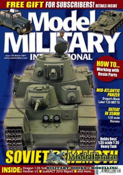 Model Military International Issue 131 (March 2017)