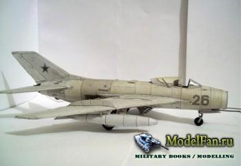 Реактивный истребитель МиГ-19 /MiG-19