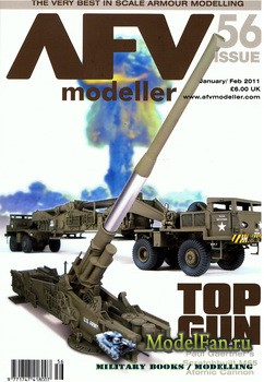 AFV Modeller - Issue 56 (January/February) 2011