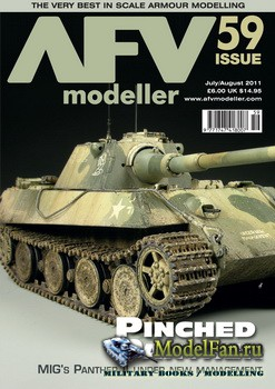 AFV Modeller - Issue 59 (July/August) 2011