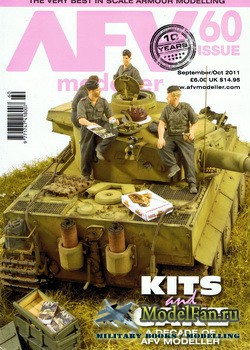 AFV Modeller - Issue 60 (September/October) 2011