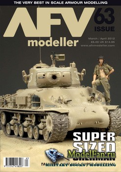 AFV Modeller - Issue 63 (March/April) 2012