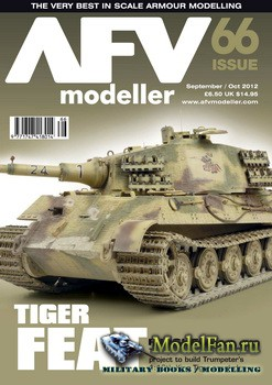 AFV Modeller - Issue 66 (September/October) 2012