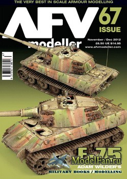 AFV Modeller - Issue 67 (November/December) 2012