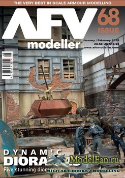 AFV Modeller - Issue 68 (January/February) 2013