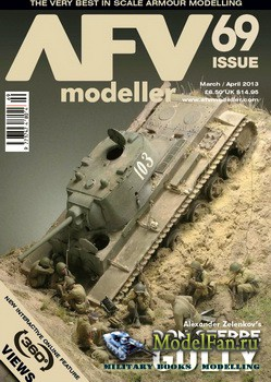 AFV Modeller - Issue 69 (March/April) 2013