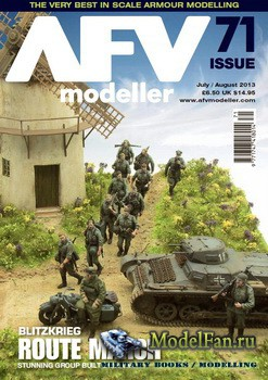 AFV Modeller - Issue 71 (July/August) 2013