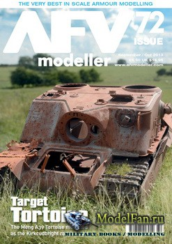AFV Modeller - Issue 72 (September/October) 2013