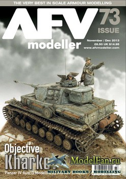 AFV Modeller - Issue 73 (November/December) 2013