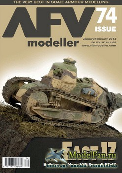 AFV Modeller - Issue 74 (January/February) 2014