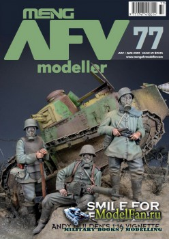 AFV Modeller - Issue 77 (July/August) 2014