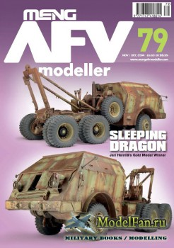AFV Modeller - Issue 79 (November/December) 2014