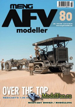 AFV Modeller - Issue 80 (January/February) 2015