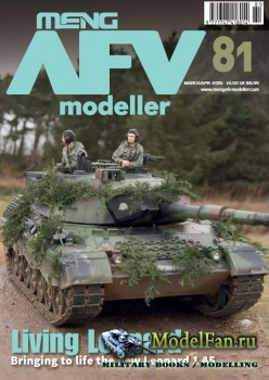 AFV Modeller - Issue 81 (March/April) 2015