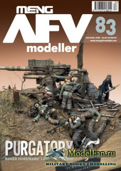 AFV Modeller - Issue 83 (July/August) 2015