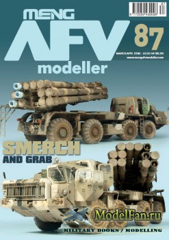 AFV Modeller - Issue 87 (March/April) 2016