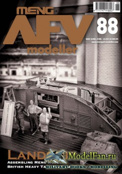 AFV Modeller - Issue 88 (May/June) 2016