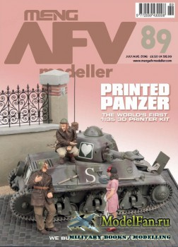 AFV Modeller - Issue 89 (July/August) 2016