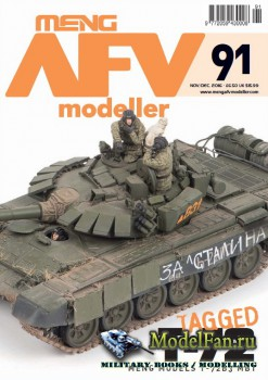 AFV Modeller - Issue 91 (November/December) 2016