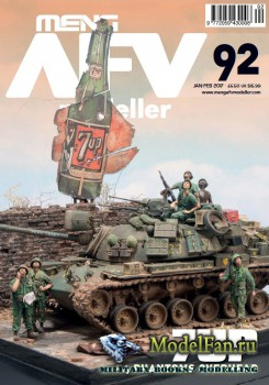 AFV Modeller - Issue 92 (January/February) 2017