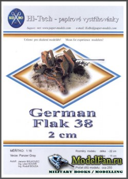 ABC-KOBO 1-2/2004 - German Flak 38 2 cm