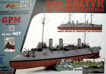 GPM 407 - ORP «Bałtyk» ex D'Entrecasteaux