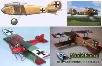 WAK - Albatros D.II (Перекрас)