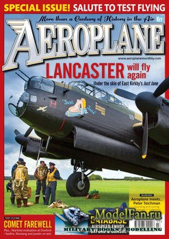 Aeroplane Monthly Magazine (March 2017)