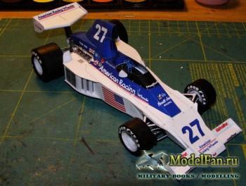 Yanno - Болид  Parnelli VPJ 4B - 1976 GP USA Mario Andretti