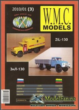W.M.C.  Models  1/2010 - Грузовой автомобиль  ЗиЛ-130 / ZiL-130