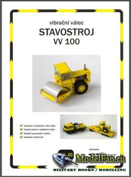 Ripper Works 20 - Каток Stavostroj VV100