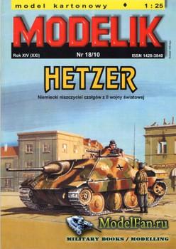 Modelik 18/2010 - Hetzer