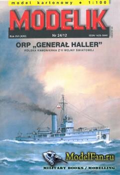 Modelik 24/2012 - ORP General Haller