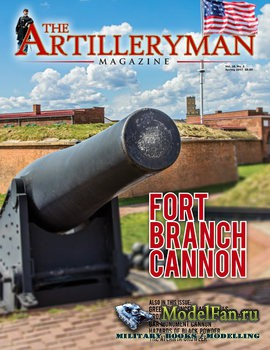 The Artilleryman Magazine Spring 2017