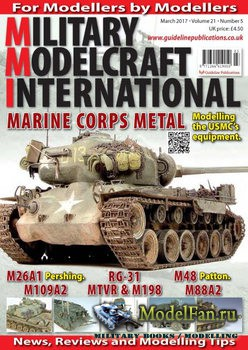 Military Modelcraft International (March 2017) Vol.21 №5
