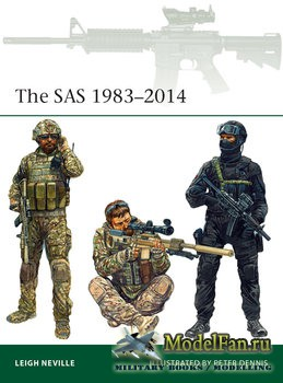Osprey - Elite 211 - The SAS 1983-2014