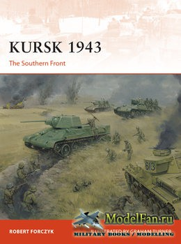 Osprey - Campaign 305 - Kursk 1943: The Southern Front