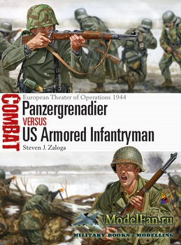 Osprey - Combat 22 - Panzergrenadier vs US Armored Infantryman