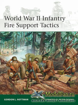 Osprey - Elite 214 - World War II Infantry Fire Support Tactics