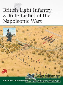Osprey - Elite 215 - British Light Infantry & Rifle Tactics of the Napoleonic Wars