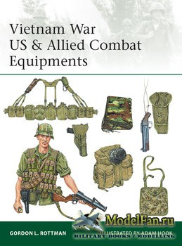 Osprey - Elite 216 - Vietnam War US & Allied Combat Equipments