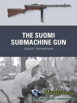 Osprey - Weapon 54 - The Suomi Submachine Gun