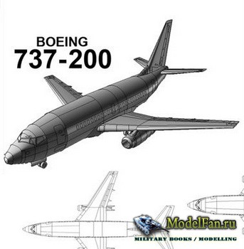 Murphs Models - Boeing 737-200
