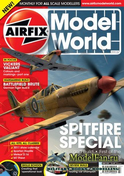 Airfix Model World - Issue 04 (March 2011)