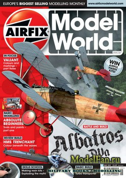 Airfix Model World - Issue 06 (May 2011)