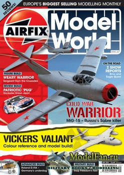 Airfix Model World - Issue 10 (September 2011)